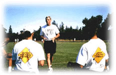 Ray Guy coaching